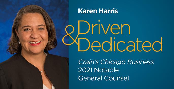 Headshot of Karen Harris